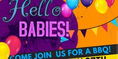 CPFMC Free Prenatal Class BBQ  tickets