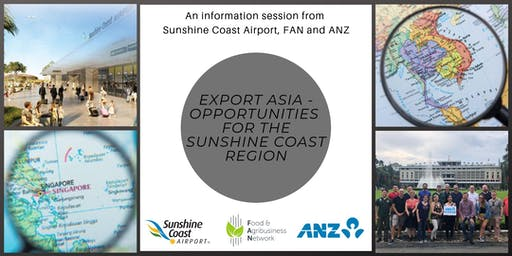 Export Asia - Opportunities for the Sunshine Coast Region