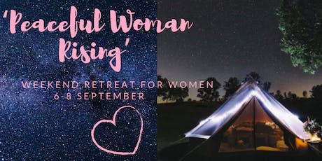 Peaceful Woman Rising tickets