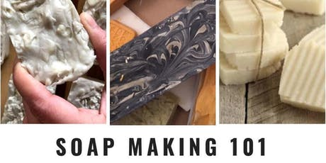 All Natural Soap Making Class tickets