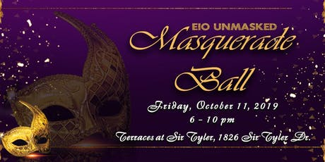 EIO UnMasked Masquerade Ball tickets