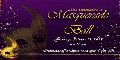 EIO UnMasked Masquerade Ball
