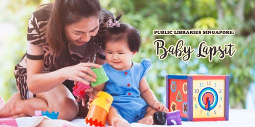 Public Libraries Singapore: Baby Lapsit (Multiple Venues and Timeslots)