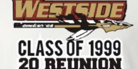 WHS 20th Class Reunion tickets