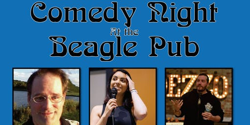 Comedy Night at the Beagle Pub (Aug. 1)