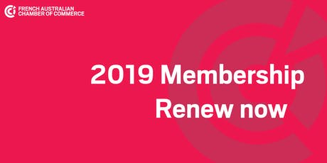 VIC   July Membership Registration tickets