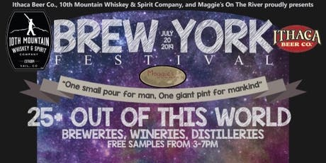 Brew York Festival 2019 tickets