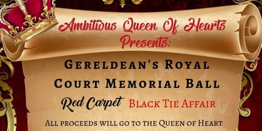 2nd Annual Gereldean's Royal Court