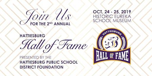 Hattiesburg Hall of Fame Gala - 2019