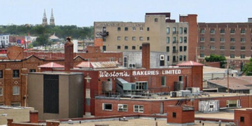 Historical Warehouse District/Brewery Walking Tour