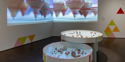 """Curator-led Tour of DAM's """"Serious Play"""" Exhibit: Thursday, August 22nd"""