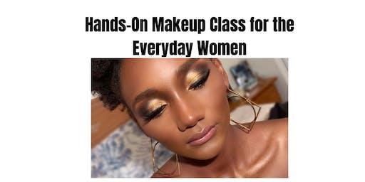Everyday Women Makeup Class