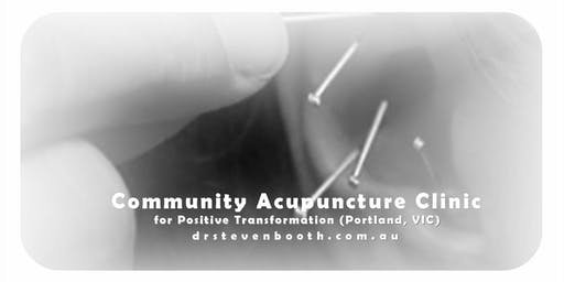 Community Acupuncture for Positive Change - Portland VIC