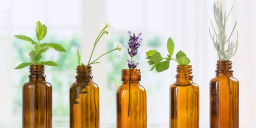 DIY Essential Oil Cleaner Workshop
