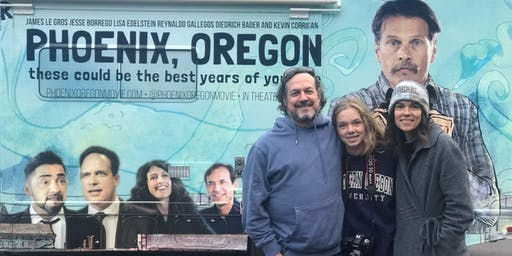 Phoenix, Oregon - a touring new comedy movie with director in person!