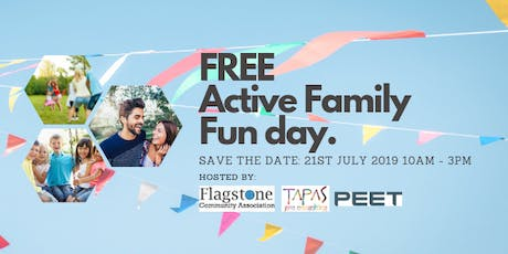 Active Family Funday tickets