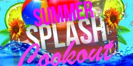 THE FUNCTION: SUMMER SPLASH COOKOUT  tickets