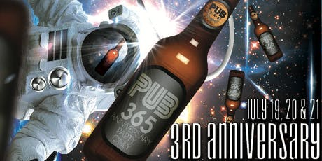 Pub 365 3 Year Anniversary Rare Beer Tasting & Firestone Walker Beer Dinner tickets