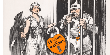 Remembering 1919 and the origins of the International Economic Order tickets