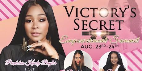 Victory's Secret Empowerment Summit tickets