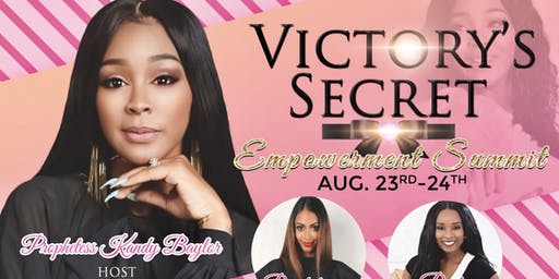 Victory's Secret Empowerment Summit