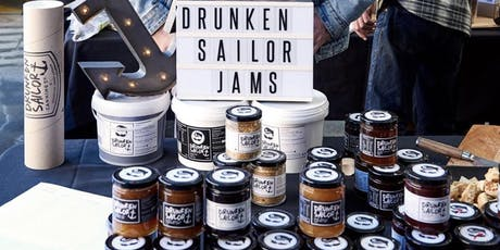 Cooking Masterclass- 'Introducing Drunken Sailor Jams & Relish' tickets