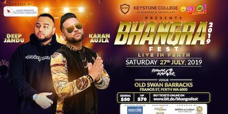 Bhangra Fest 2019 feat. Karan Aujla & Deep Jandu tickets