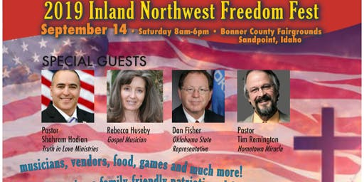 2019 Inland Northwest Freedom Fest