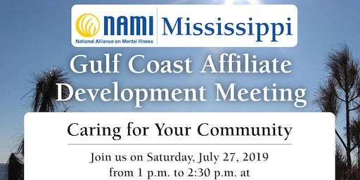 Gulf Coast Affiliate Development Meeting