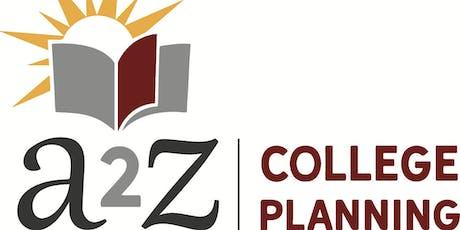 College Essay Workshop (September 7 and September 21, 2019) tickets