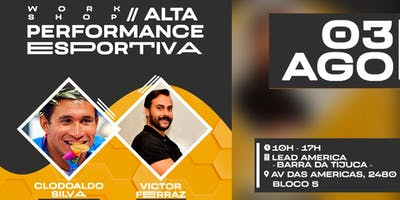 WORK SHOP ALTA PERFORMANCE ESPORTIVA
