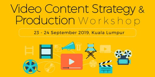 Video Content Strategy & Production Workshop