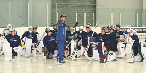 2020 Summer Goalie Camp, June 22 - 26, Lake Worth, FL.