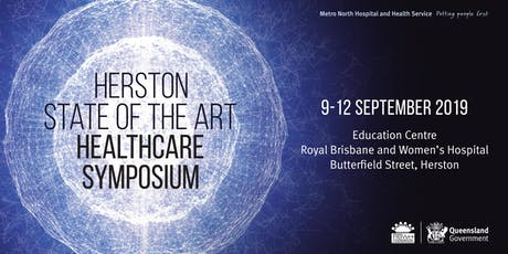Herston State of the Art Healthcare Symposium tickets