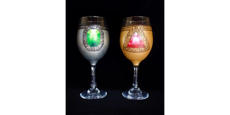 "Adult Open Paint (18yrs+) ""Enchanted Glasses"" tickets"