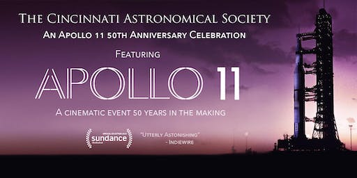 An Apollo 11 50th Anniversary Celebration