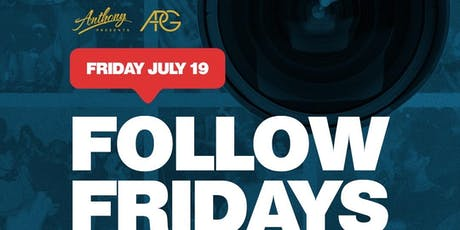 Follow Friday's tickets