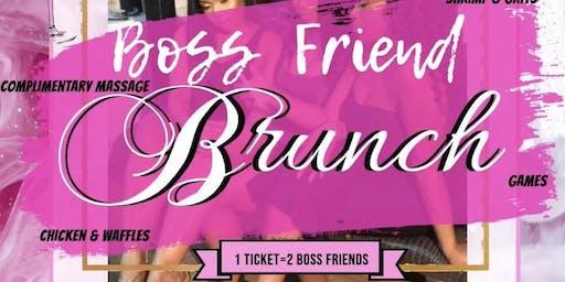 BOSS FRIEND BRUNCH