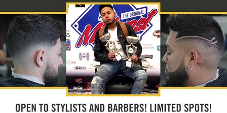 BALD FADE Look n' Learn tickets