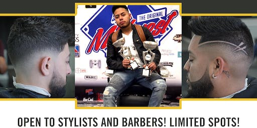 BALD FADE Look n' Learn