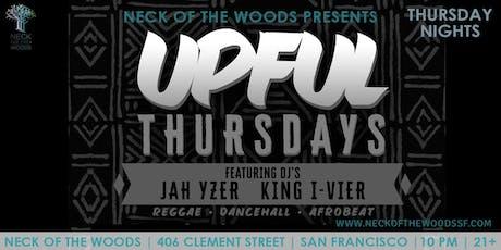 Upful Thursdays tickets