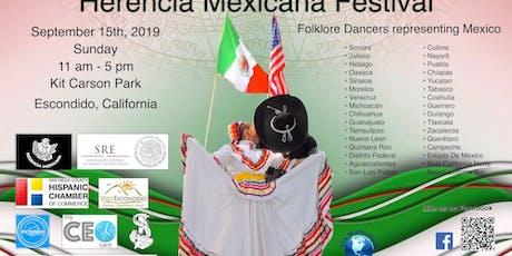 Herencia Mexicana Festival tickets