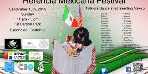 Herencia Mexicana Festival