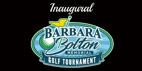 Barbara Bolton Memorial Golf Tournament tickets
