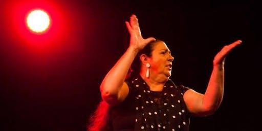 Carmen Ledesma Flamenco Dance Workshops MONDAY 7/15