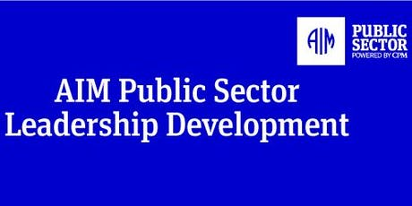 Building Leadership in the Public Sector tickets