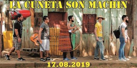 La Cuneta Son Machin tickets