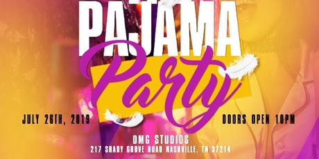 The Pajama Party tickets