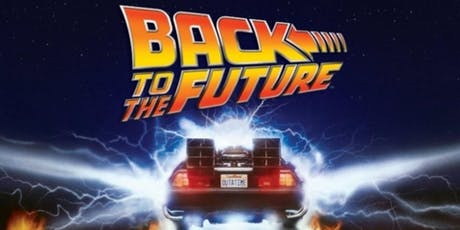 Back To The Future (Free Movie) & Pictures with a Delorean tickets
