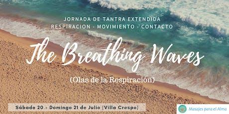 """""""The Breathing Waves"""" (Olas de la Respiración) / Módulo de Formacion entradas"""